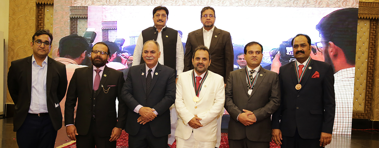 WELCOME RAWALPINDI CHAMBER OF SMALL TRADERS & SMALL INDUSTRIES